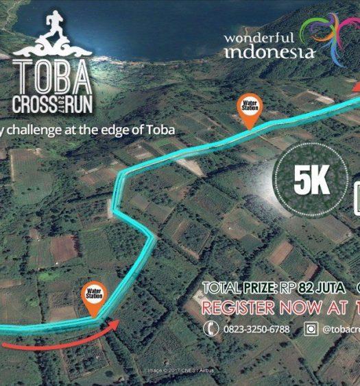 Toba Cross Run 2017