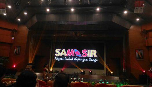 Deretan Event  Seru Samosir Fiesta 2018, Yuk Simpan Tanggalnya !