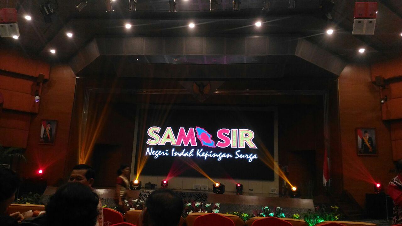 Kalender Event Samosir 2018