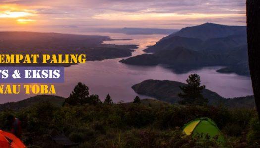 7 Objek Wisata Danau Toba Hits & Paling Eksis Instagramable