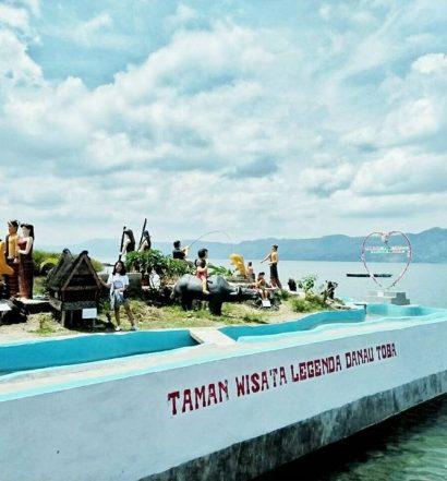 Taman Legenda Danau Toba Huta Siallagan