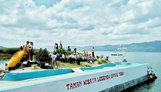 Miniatur Cerita Legenda Danau Toba