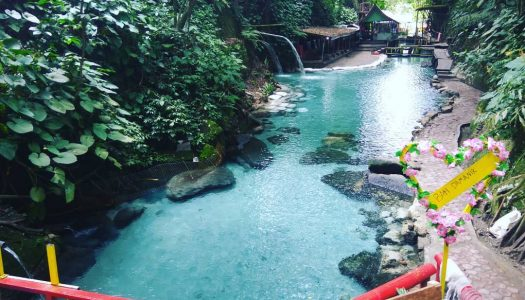 Segarnya Pemandian Bah Manik Spot Wisata Sidamanik