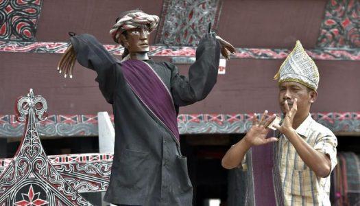 Cerita Legenda Patung Sigale-gale Samosir