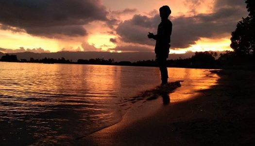Indah Memukau Pesona Pantai Indah Sipinggan Nainggolan Samosir