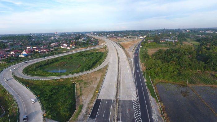 Tol Medan Kualanamu Tebing Tinggi Resmi Beroperasi