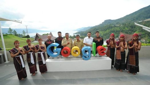 Melihat Panorama Danau Toba via Google Akan Diluncurkan Segera