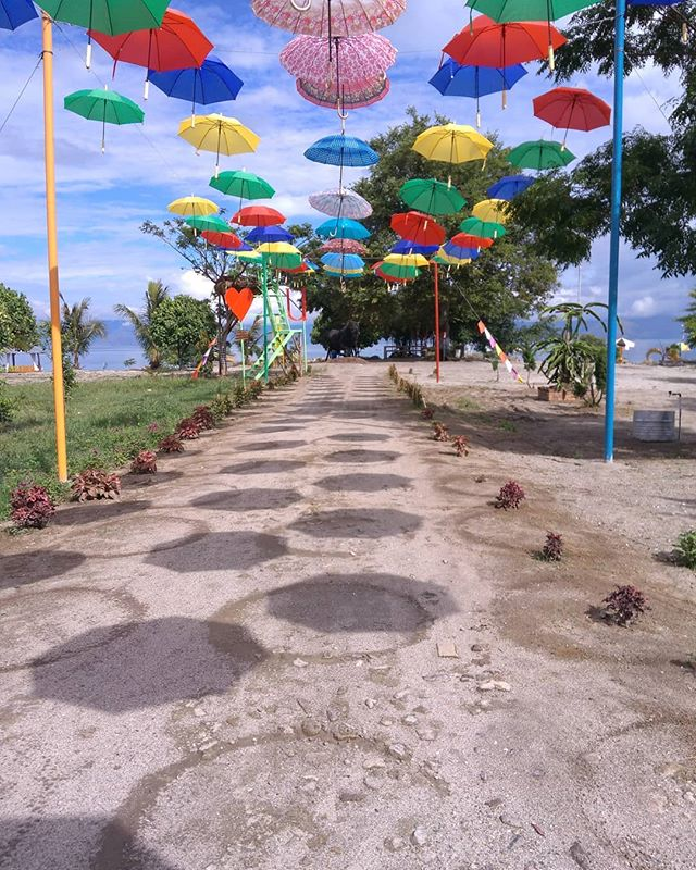 Spot Photo di Batu Hoda Samosir Danau Toba