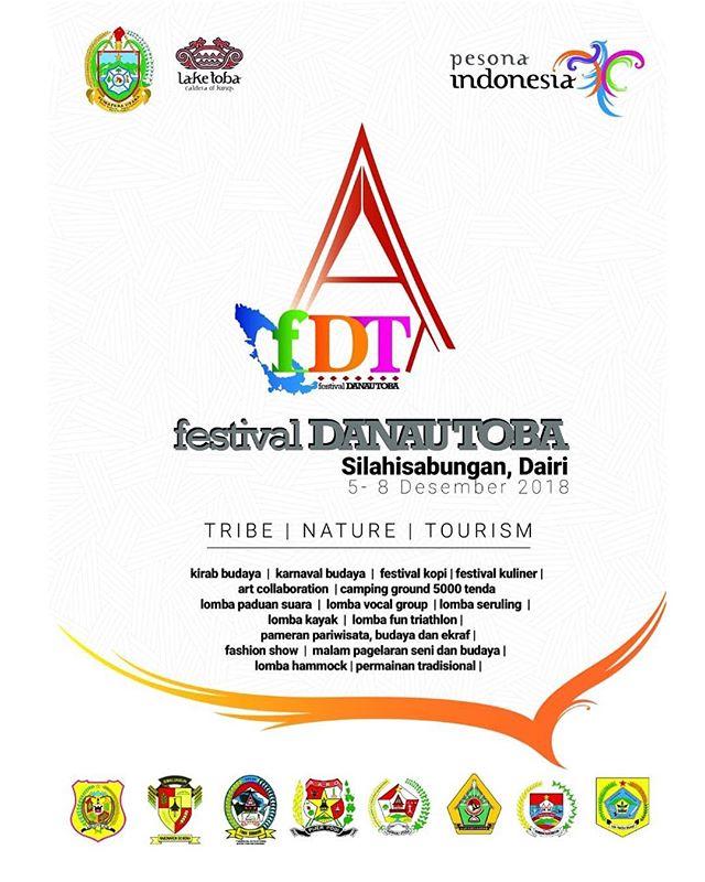 Festival Danau Toba 2018