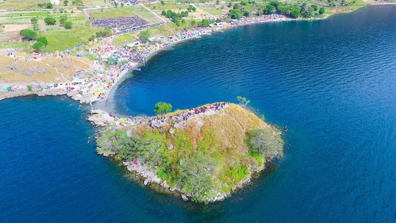 Tao Silalahi Kabupaten Dairi Danau Toba
