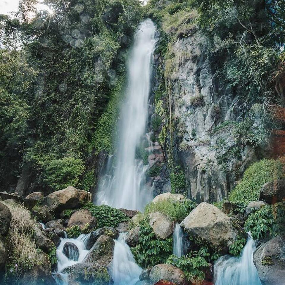 Air Terjun Janji Bakkara