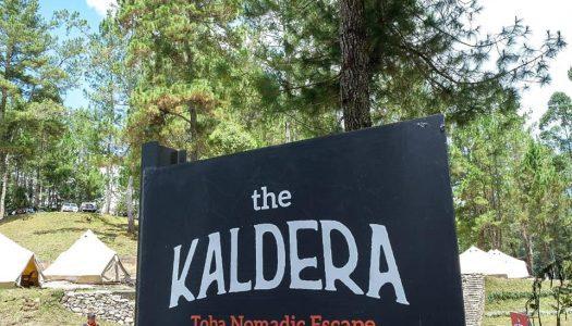 The Kaldera Toba Nomadic Espace – Destinasi Wisata Danau Toba